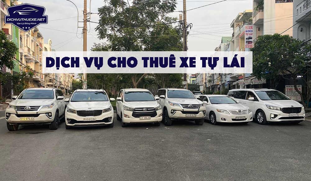 cho thuê xe tự lái tại TPHCM