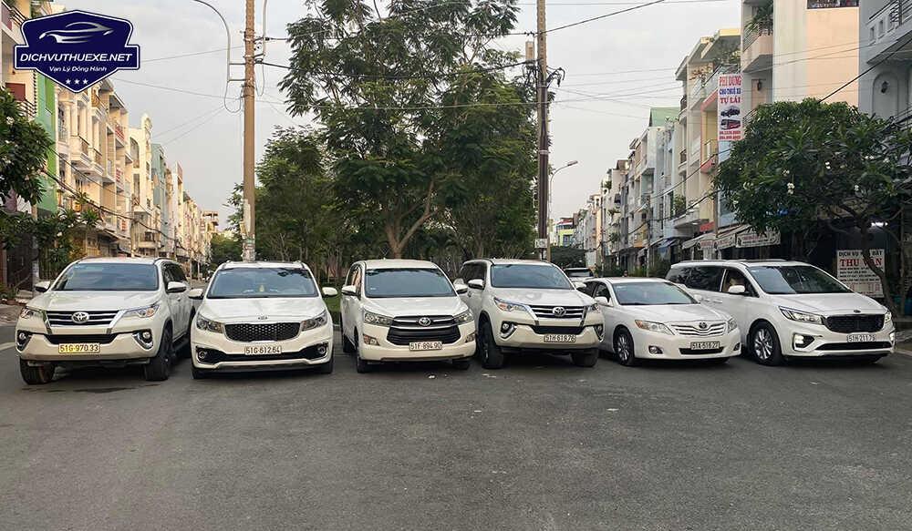 thuê xe 4 chỗ đi Nha Trang