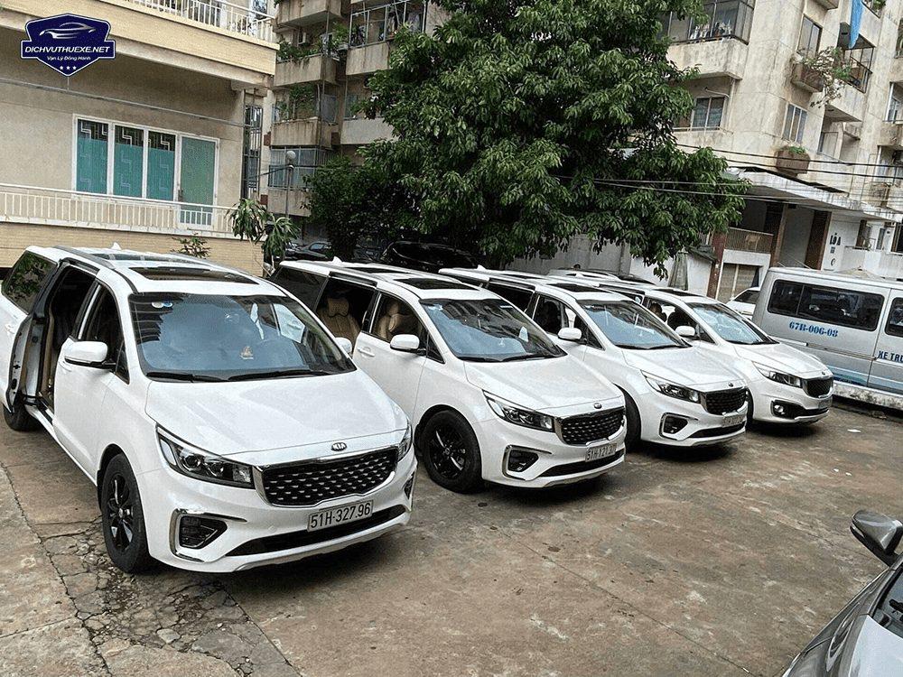 thuê xe 7 chỗ đi Nha Trang