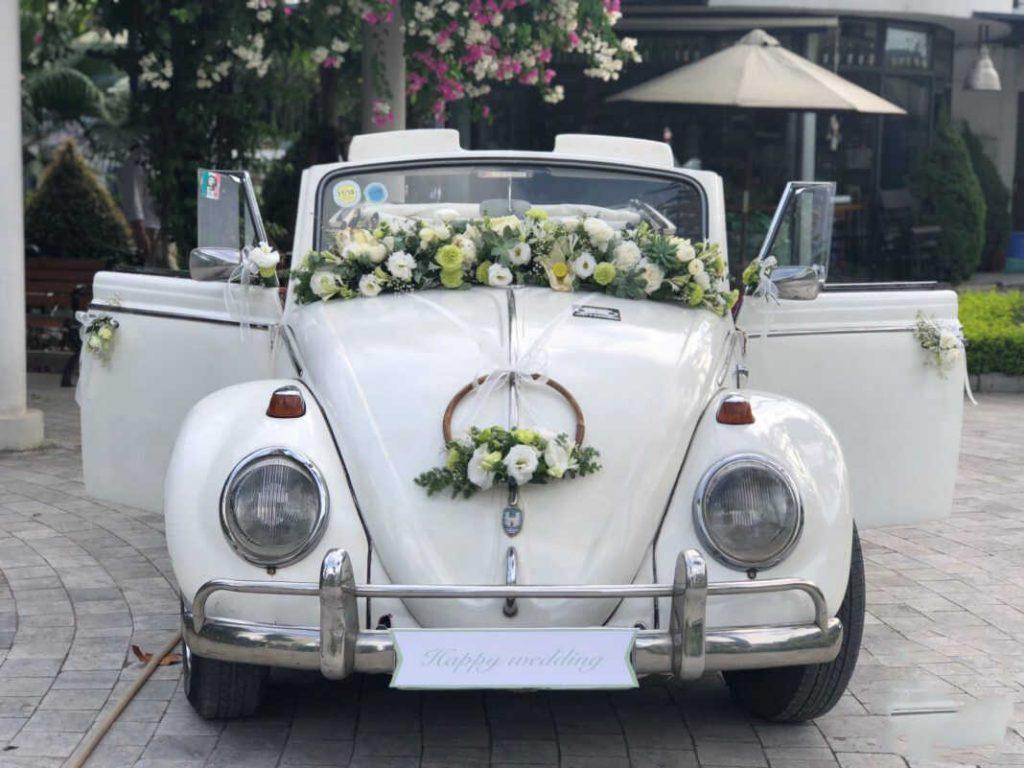 thuê xe hoa cổ điển